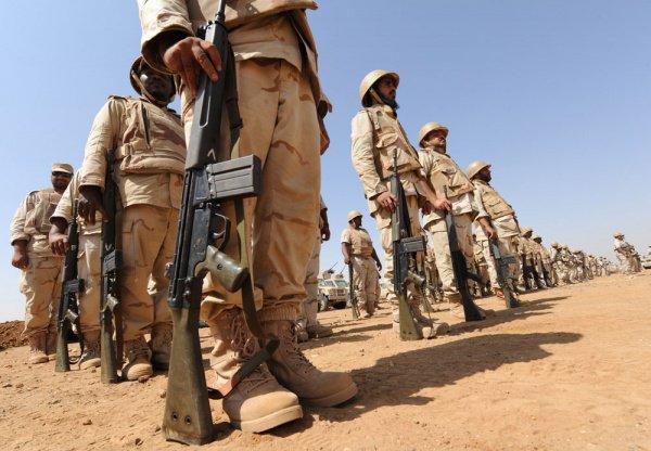 Саудовская Аравия использует британское вооружение в Йемене.