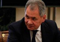 Сергей Шойгу начал официальный визит в Катар
