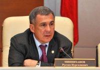 Рустам Минниханов высказался по ситуации с татарским языком