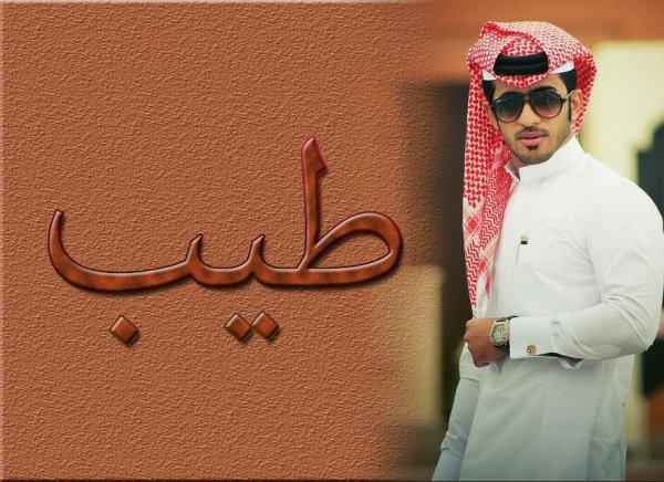 Тайиб – арабское мужское имя, в переводе обозначающее «благовонный - добрый»