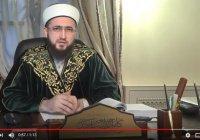 Муфтий РТ выступил с видеообращением к единоверцам (Видео)