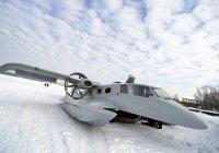 Россия построит огромный арктический экраноплан