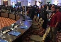 В Астане стартует 7 раунд переговоров по Сирии