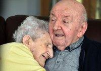 Британка ради сына переехала в дом престарелых