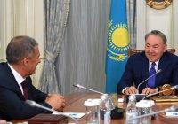 Нурсултан Назарбаев собирается с визитом в Казань