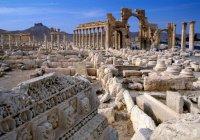Россия передаст Сирии 3D-модель Пальмиры