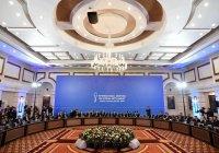 США признали важность переговоров в Астане в сирийском урегулировании
