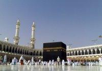 В Запретной мечети начали реконструкцию колодца Зам-Зам