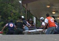 2 пассажирских поезда столкнулись в Коста-Рике