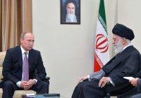 В ходе визита в Иран Путин встретится с аятоллой Хаменеи