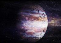 На Юпитере астрономы нашли «северное сияние»