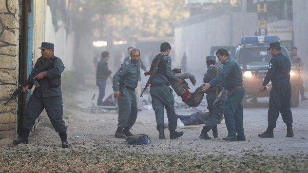 Встолице Афганистана при взрыве погибли 13 человек