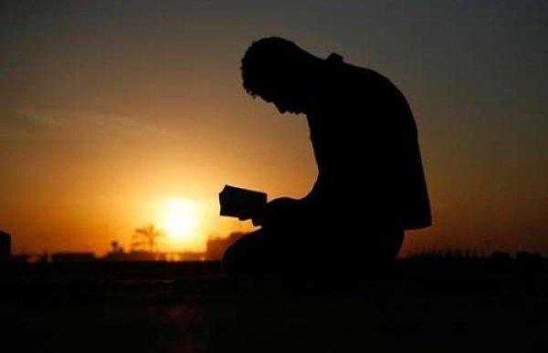 Вечер настал для нас и для (всего подвластного) Аллаху...