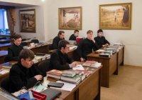 Студенты Казанской духовной семинарии будут изучать ислам и татарский язык