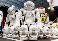 Кладбище роботов появилось в Москве