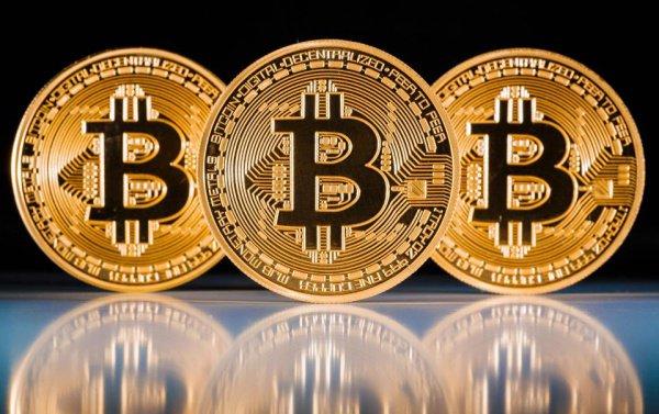 Биткойн представляет собой пиринговую платежную систему