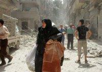 В Сирии обнаружили заминированное авто с химоружием