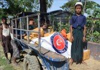 Турция помогла мусульманам-рохинья