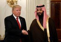Трамп поддержал массовый арест саудовских принцев