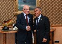 Координатору группы «Россия – Исламский мир» вручили медаль РТ