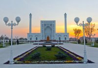 В мечетях Ташкента снова зазвучал азан
