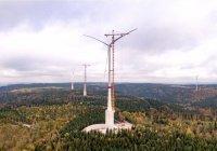 Крупнейший в мире ветряк построили в Германии