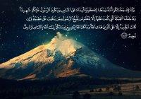 Кто из людей в Судный день будет вместе с пророками?
