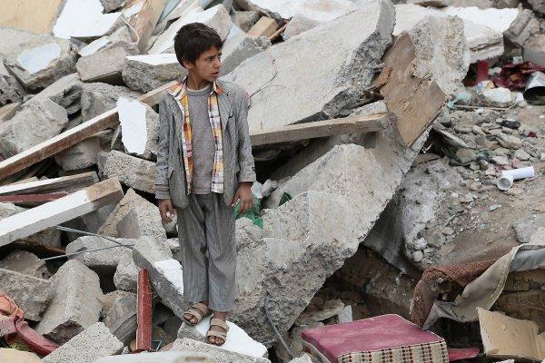Йемен - на пороге голода.