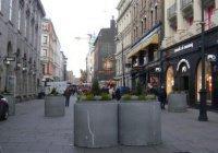 В Норвегии придумали, как защититься от террористов цветочными клумбами