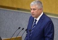 В МВД назвали количество ликвидированных в России террористических ячеек