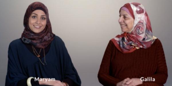 Мусульманки рассказывают, как им живется в Австралии.