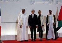 Президент Франции открыл в ОАЭ филиал Лувра