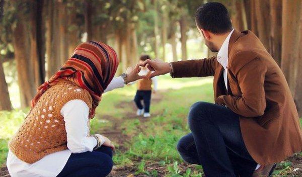 Самый лучший из вас тот, кто лучше всех относится к своей семье