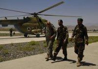 Афганистан отказался от российских вертолетов в пользу натовских