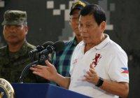 Президент Филиппин признался в убийстве