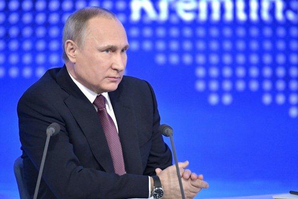 Ежегодные пресс-конференции Путин проводит со своего первого президентского срока.