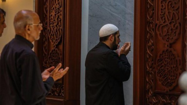 Невероятно величественная мечеть открыла свои двери в США (Фото)