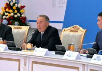 Назарбаев назвал масштабы международного терроризма «катастрофическими»