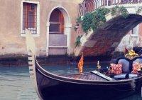 Французские туристы украли гондолу в Венеции