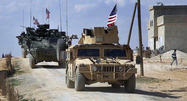 США в очередной раз уличили в поддержке ИГИЛ.