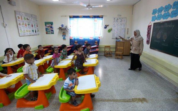 В иракских школах вводятся новые предметы.