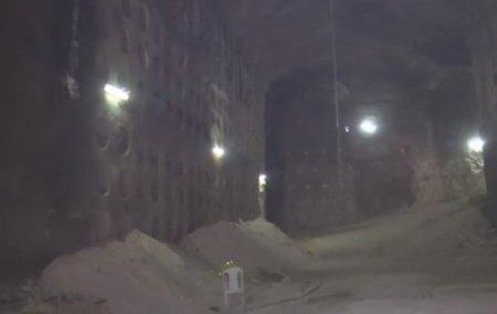 Кадр из видеоролика.