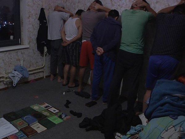 Большинство задержанных – выходцы из республик Центральной Азии.