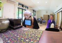 В Японии начал работу первый робот-священнослужитель