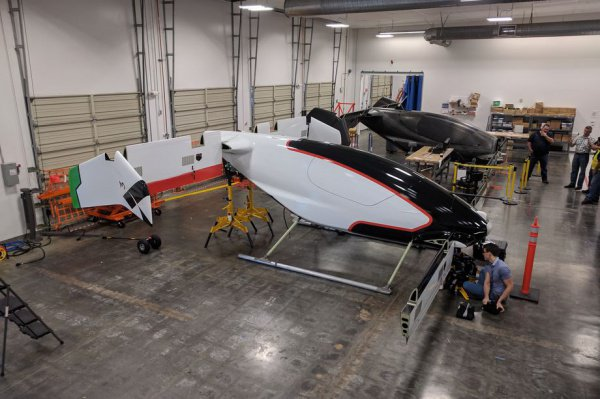 Симуляция тестировочного полета аэротакси уже проводилась, сейчас планируются полноценные полеты
