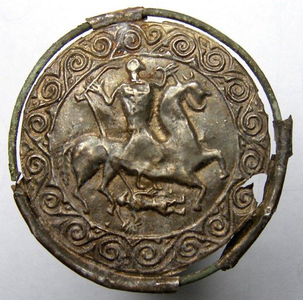 Волжская Булгария: шкатулка с украшениями