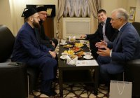 Муфтий РТ обсудил с Разилем Валиевым сохранение татарского языка