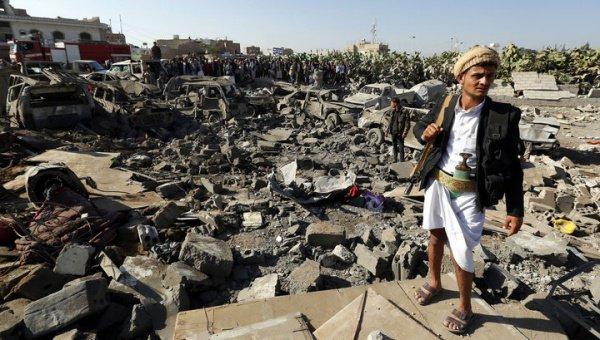 Военный конфликт в Йемене продолжается уже несколько лет.