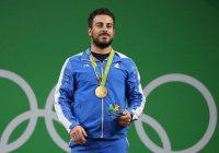 Иранский спортсмен пожертвовал олимпийское золото на помощь жертвам землетрясения
