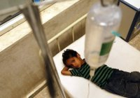 Число больных холерой в Йемене приближается к миллиону человек